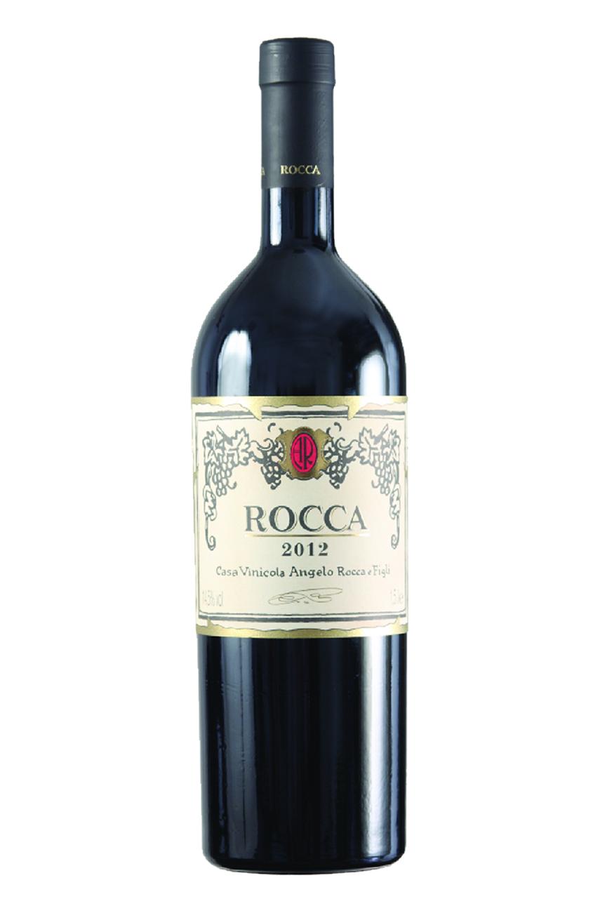 Rượu vang đỏ Ý Rocca 2012 Rosso Salento