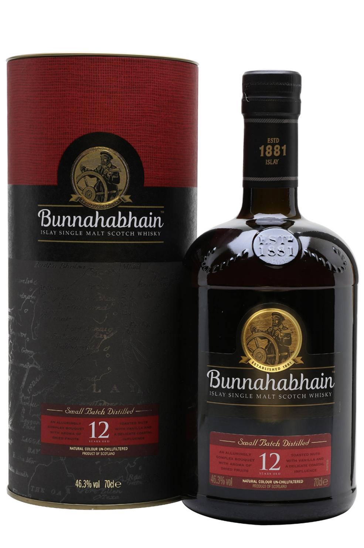 Rượu Bunnahabhain Single Malt Whisky 12 năm