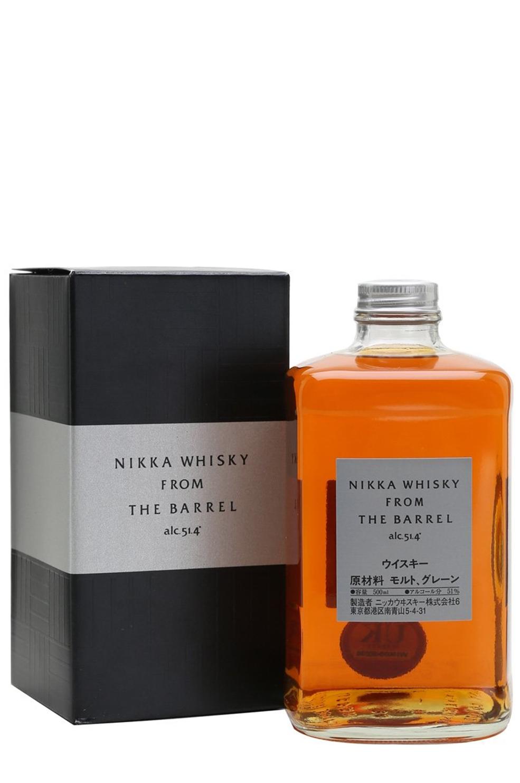 Rượu Nikka From The Barrel Whisky 51% 500ml