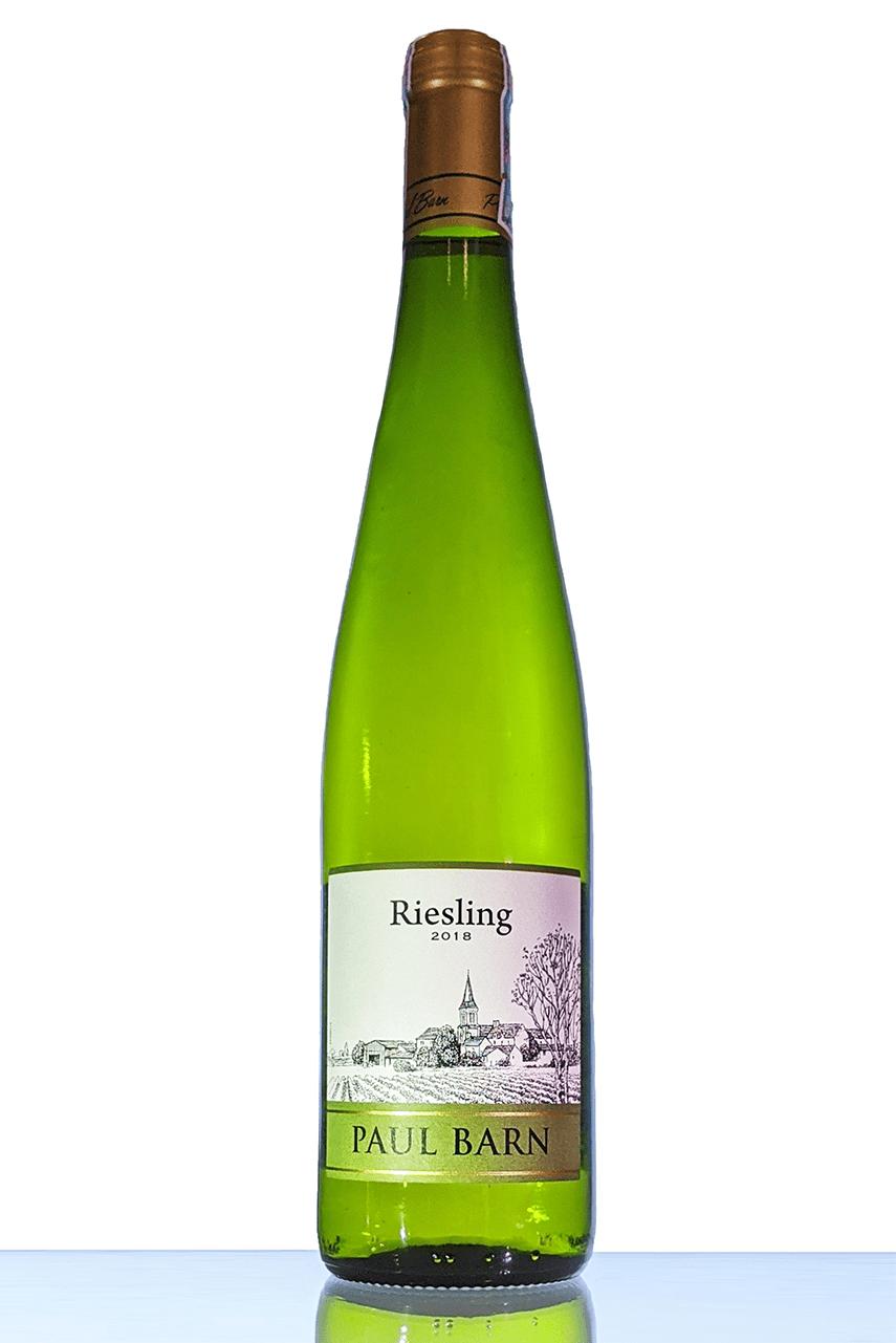 Rượu vang trắng Đức - Paul Barn Riesling 2018